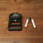 COCハンドグリッパーだけの握力トレーニングでは鍛え方不足?毎日しても測定値が伸びない。
